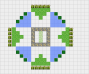 EDTECH 531: Creating with Minedraft- A virus particle