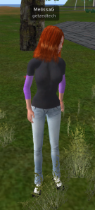 SecondLife Avatar